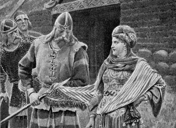 cf8d7f94 Pulling the Strings: The Influential Power of Women in Viking Age ...