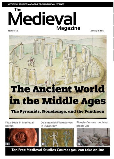 medieval mag 50