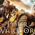 The Four Warriors movie poster