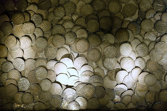10,000 silver Dirhams from the 7th-9th century AD, hidden c. 820 AD - Bode-Museum