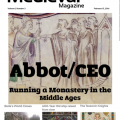 The Medieval Magazine: Monasticism (Volume 2 Issue 3)