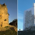 Outrage in Matrera Over Botched Castle Restoration