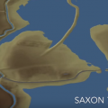 Anglo-Saxon island discovered
