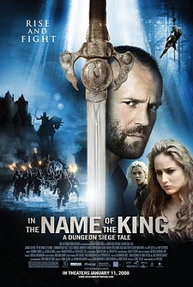In the Name of the King movie poster. (Wikipedia)