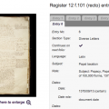New Online Resource: The Registers of the Archbishops of York