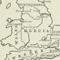 Mercia - from An English history with illustrations and maps, by E.S. Symes 1905