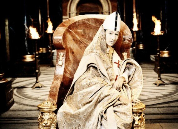 Film: Johanna Wokalek as Pope Joan