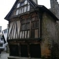 15th century house and shop for sale in France