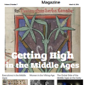 The Medieval Magazine: Getting High in the Middle Ages (Volume 2 Issue 7)