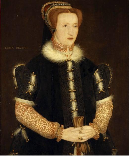 Bess of Hardwick, 1550s. (Wikipedia)