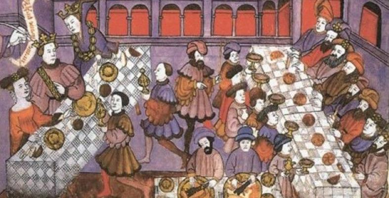 Swan you say? Medieval Feasting!