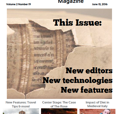 The Medieval Magazine (Volume 2 Issue 19)