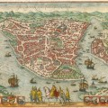 old map constantinople