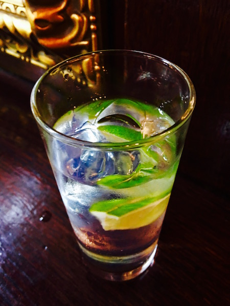 Gin, the social scourge of Georgian London, rebranded by the Victorians into a gentleman's drink.