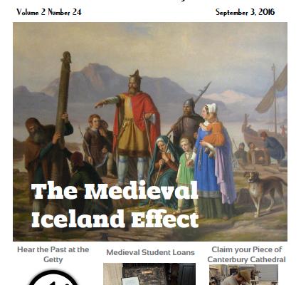 The Medieval Magazine (Volume 2 Issue 24)