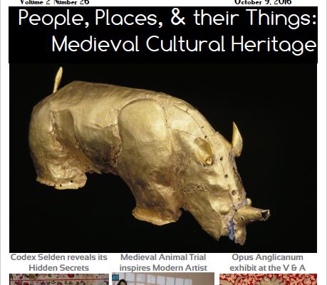 The Medieval Magazine (Volume 2 Issue 26)