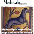 The Medieval Magazine: Manuscripts (Volume 2 Issue 29)