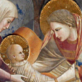 A Vision of Baby Jesus from 1344