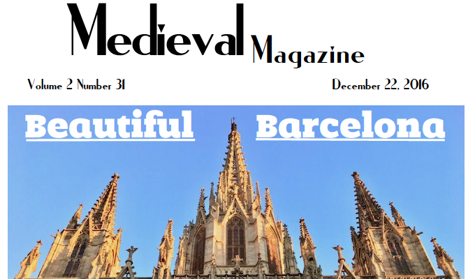 The Medieval Magazine: A Medieval Christmas (Volume 2 Issue 31)