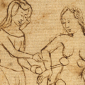 Magic and Medicine in a Man's World: The Medieval Woman as both Healer and Witch
