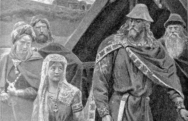 Women's Work and Family in the Viking Age - Medievalists net