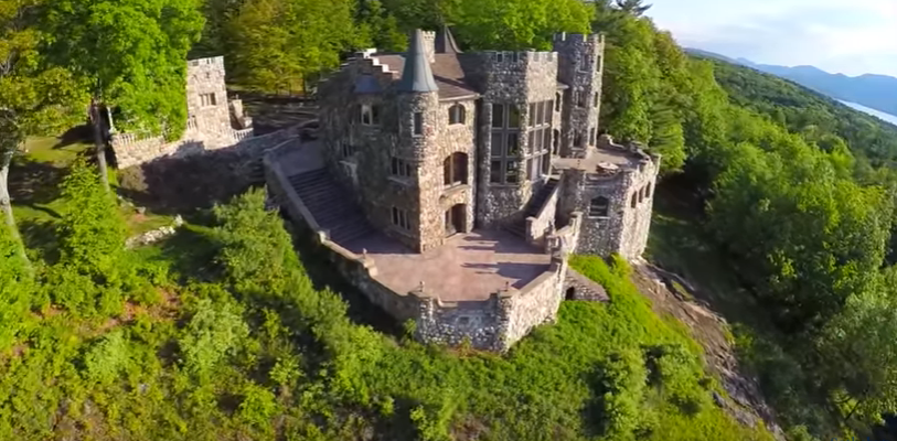 Castle for Sale in New York