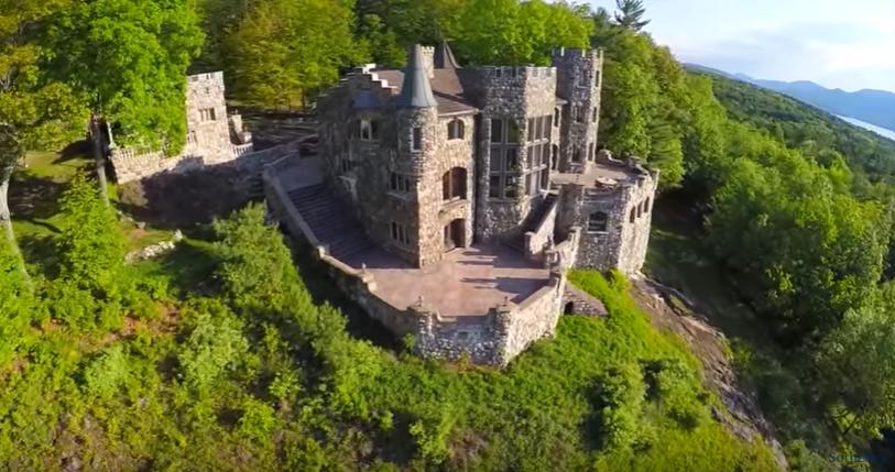Highlands Castle Bolton Landing New York State Asking Price 12 8 Million