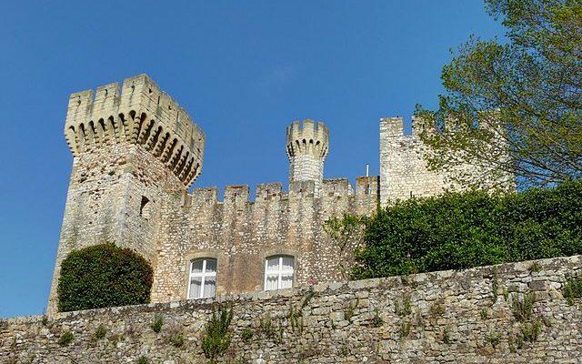 Castle for Sale: Le Château de Pouzilhac