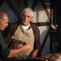 Old Food was Never Better: Augmenting event authenticity at a medieval festival