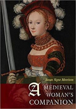 Book cover: A Medieval Woman's Companion