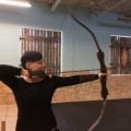 Medieval Archery at The Royal Garrison