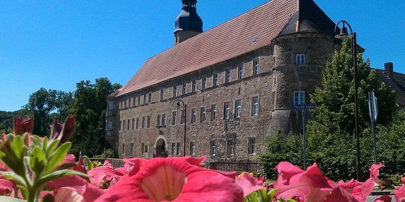 Castle for Sale in Germany: Schochwitz Castle