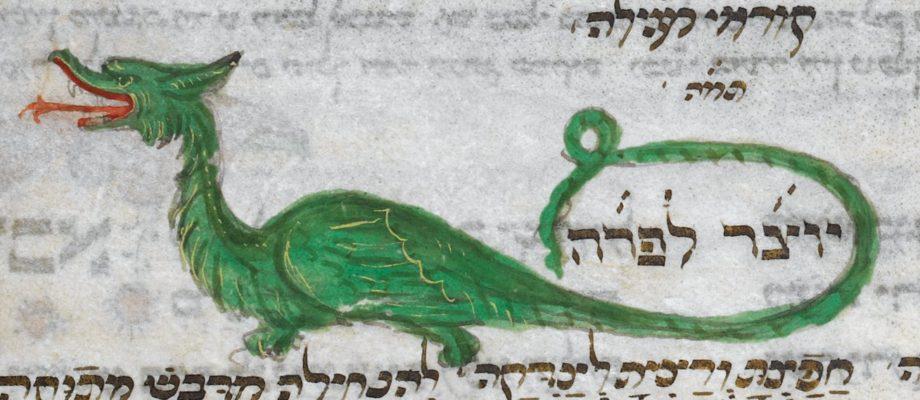 Seven Things You Didn't Know About Medieval Dragons