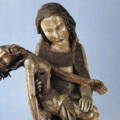 No Strings Attached: Emotional Interaction with Animated Sculptures of Crucified Christ