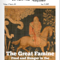 The Medieval Magazine (Volume 3, No. 10) : The Great Famine