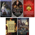 New Medieval Books: Historical Fiction, Part 2