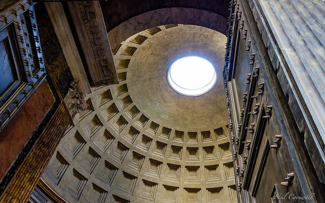The Medieval History of the Pantheon