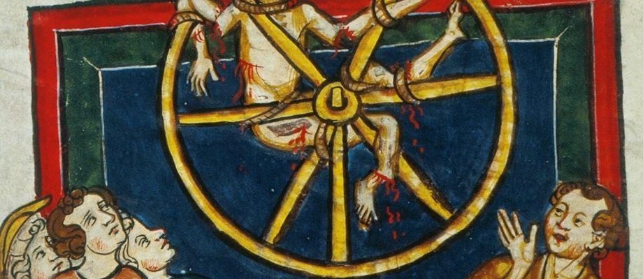 Top 10 Most Brutal Medieval Deaths