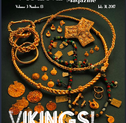 The Medieval Magazine (Volume 3, No. 13) : Vikings!