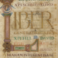 The York Gospels: a one thousand year biological palimpsest