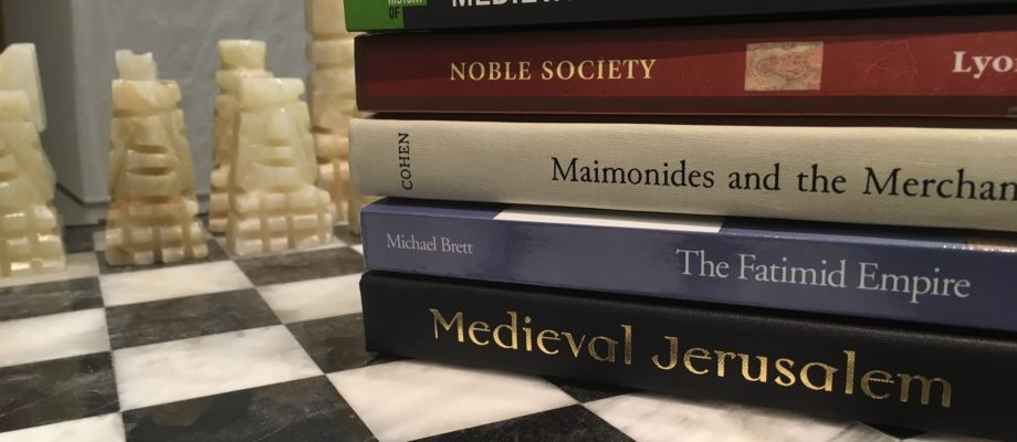 New Medieval Books: People and Places