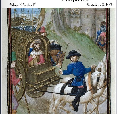 The Medieval Magazine: (Volume 3: No. 15): Issue 98:  Welcome Autumn!