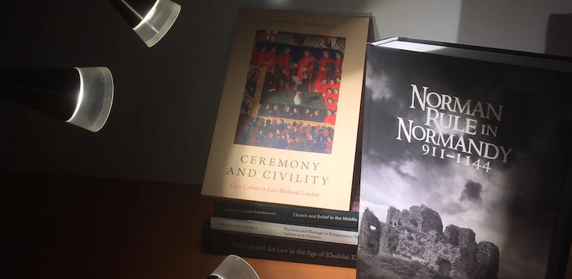 New Medieval Books: From Normandy to China