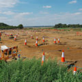 Archaeologists uncover Anglo-Saxon, medieval items in Suffolk