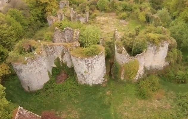 Castle for Sale: Montaiguillon
