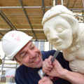 York Minster unveils restored grotesques