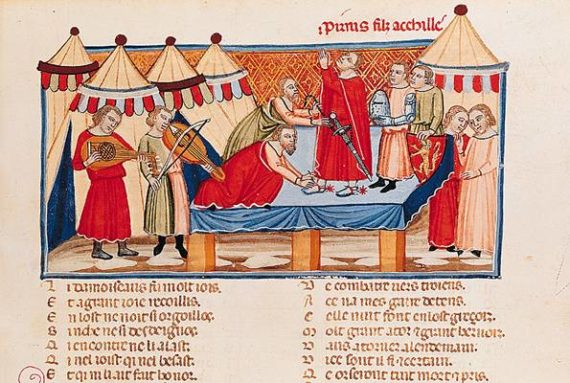 The Knighting Ceremony: From Squire to Sir