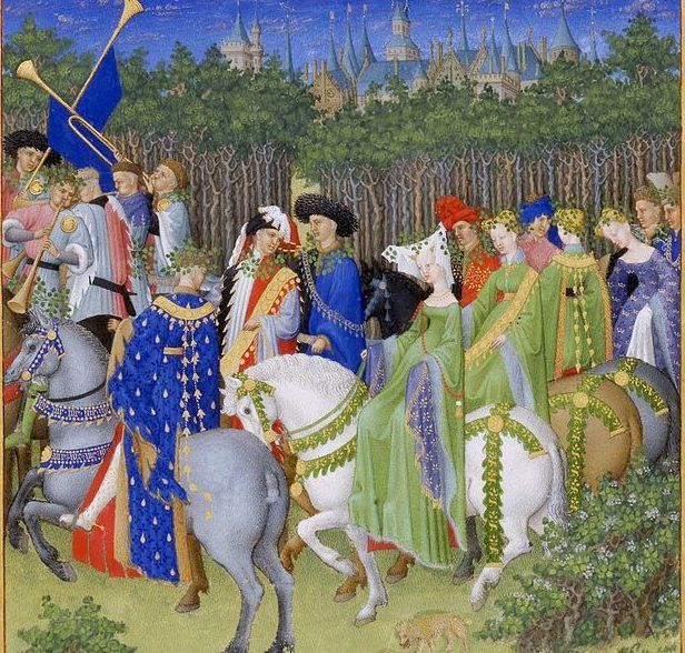 Color in the Middle Ages