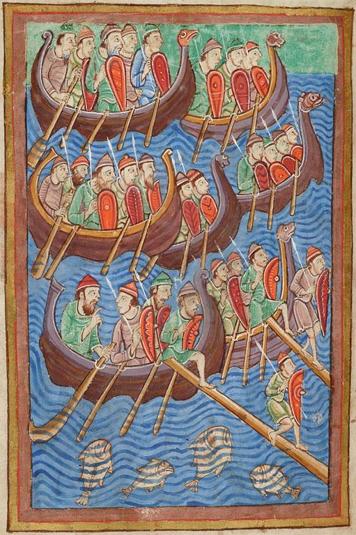 viking polygamy