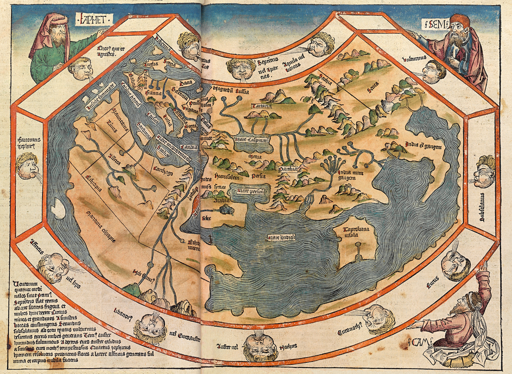 Maps Monsters And Misericords From Creation To Apocalypse